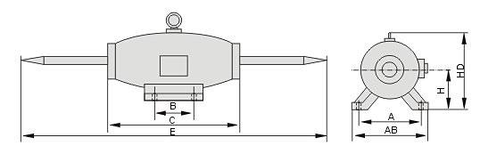 YJP江门台式电动马达布轮抛光机 亚克力 表面打磨 磨光机
